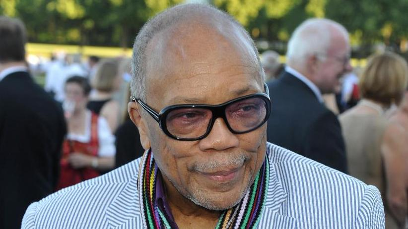 Interview: Quincy Jones hält nicht viel von Taylor Swift