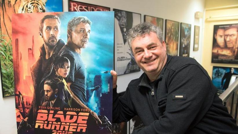 """Special Effects: """"Wettermacher"""" Gerd Nefzer hofft auf den Oscar"""