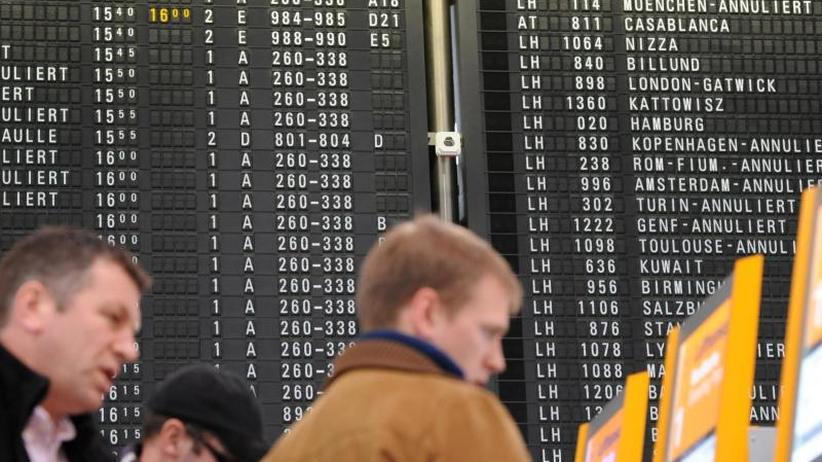 Nach Insolvenz: Branche: Air-Berlin-Lücke in Flugplänen bald gefüllt