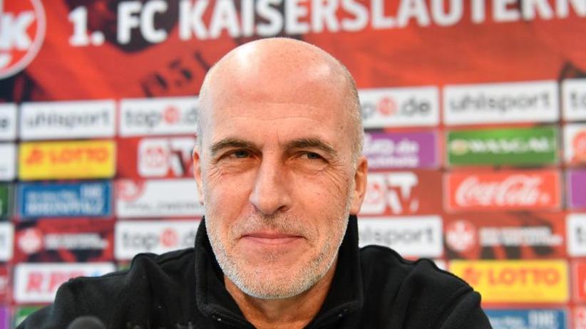 Nach Strasser-Notfall: Frontzeck neuer Trainer in Kaiserslautern