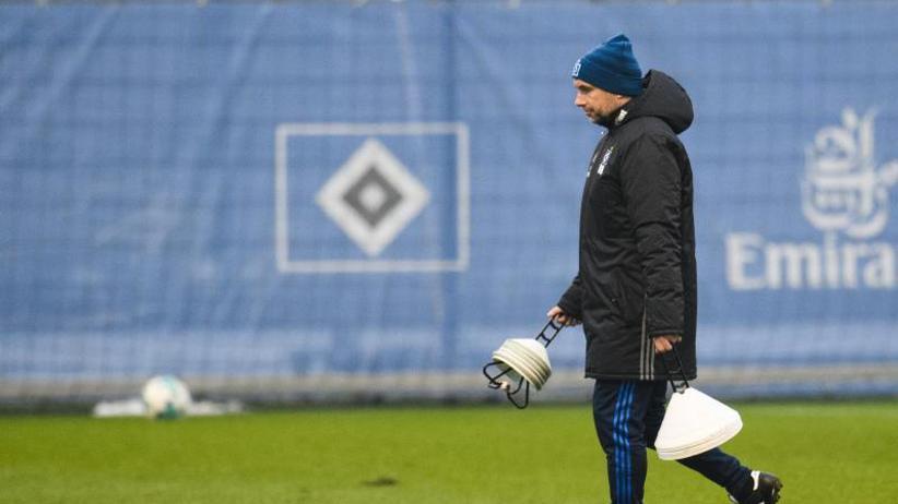 Fußball: HSV-Training ohne Hunt, Jung, Mavraj und Arp
