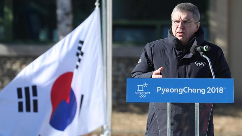 Winterspiele: Olympisches Dorf in Pyeongchang eröffnet