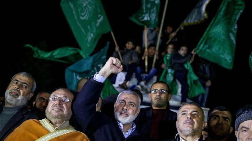 Langjähriger Anführer: USA setzen Hamas-Chef auf globale Terroristenliste