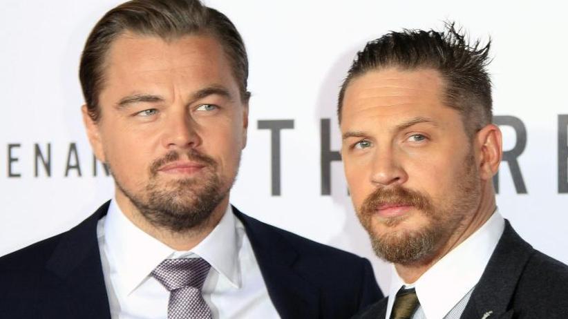 Leo knows all: Wette mit DiCaprio verloren - Tätowierung für Tom Hardy