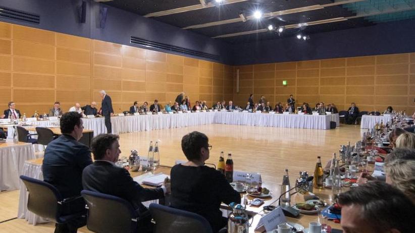 Koalitionsverhandlungen: Dissens zwischen Union und SPD bei Migration ausgeräumt