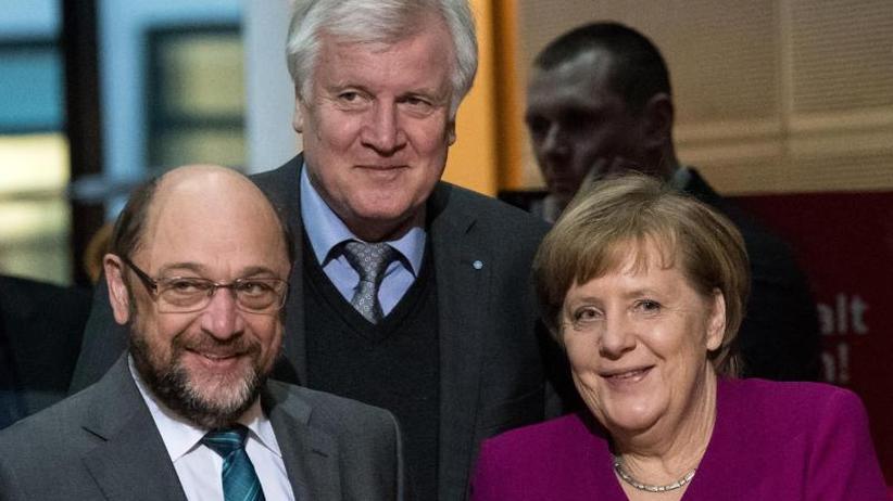 """""""Sorgfalt vor Schnelligkeit"""": GroKo-Parteien vor schwierigem Endspurt"""