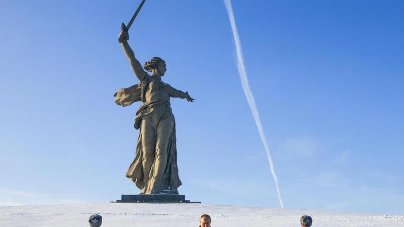 75. Jahrestag: Russland erinnert an Ende der Schlacht um Stalingrad