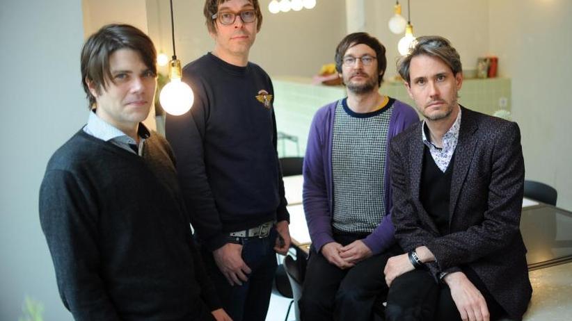 Musik: Wieder ein Nummer-eins-Album für Tocotronic