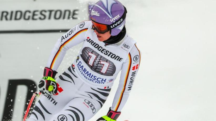 Weltcup in Garmisch: 80. Weltcup-Sieg für Vonn - Rebensburg Abfahrts-Elfte