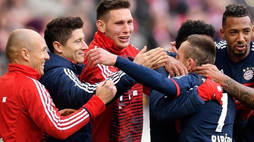 Bundesliga: Bayern bleiben nach Sieg in Mainz souverän auf Meisterkurs