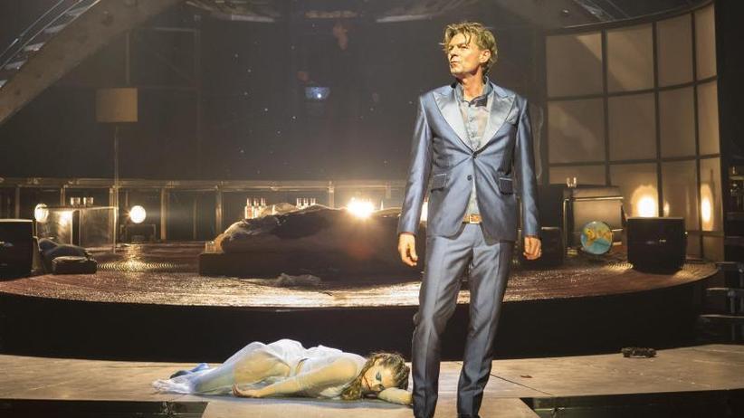 """Erstmals in Deutschland: Bowie-Musical """"Lazarus"""" feiert Premiere in Düsseldorf"""