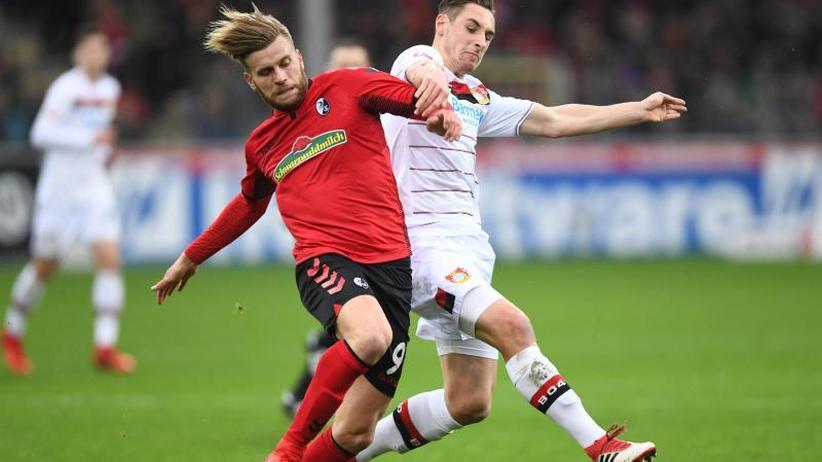 Bundesliga: Leverkusen kommt nicht über Remis in Freiburg hinaus