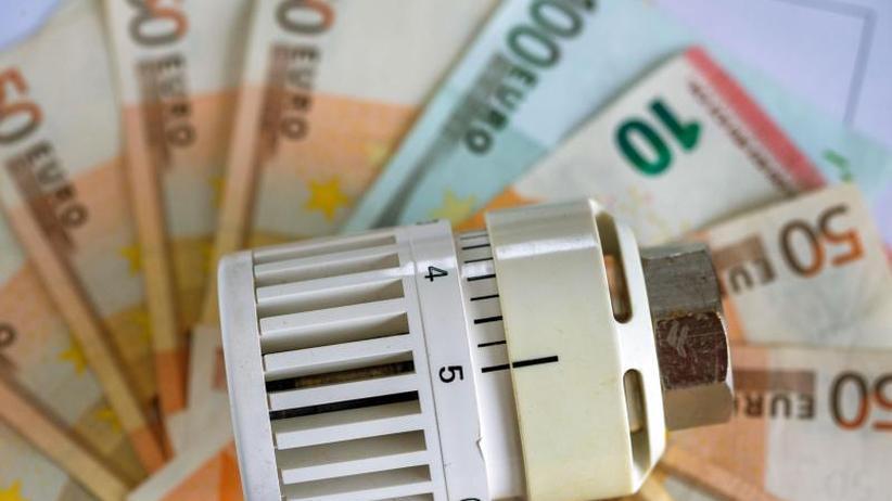 Energieverbrauch: Milder Winter sorgt für geringere Heizkosten