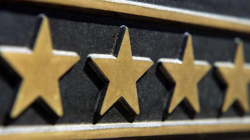 Mogeleien im Gastgewerbe: Schummelei mit Sternen: Dehoga erwischt mehr als 2000 Hotels