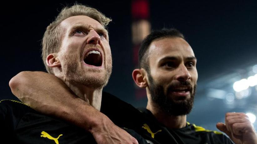 Freitagsspiel: Stöger feiert bei Rückkehr nach Köln 3:2-Sieg mit BVB