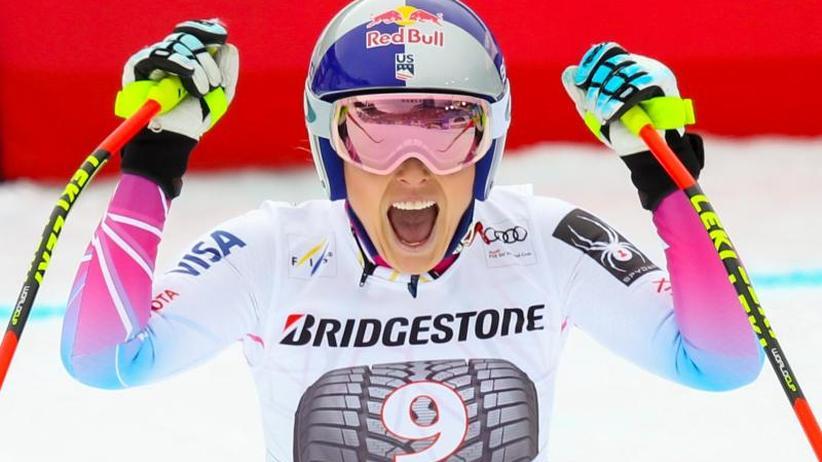 Weltcup in Garmisch: Vonn bei 80. Weltcup-Sieg zwischen Freude und Trauer
