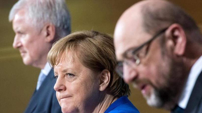 Koalitionsvertrag am Mittwoch?: GroKo-Verhandlungen erneut vertagt