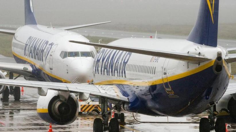 Arbeitskämpfe an Ostern: Ryanair macht sich auf weitere Pilotenstreiks gefasst