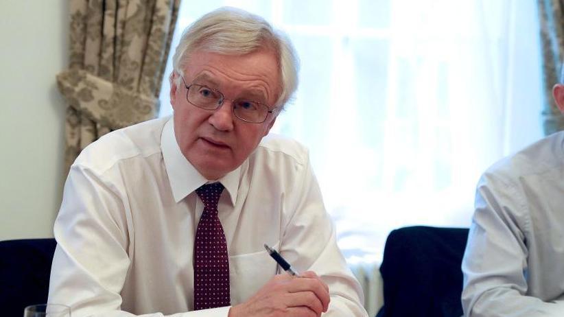 """Geplanter EU-Austritt in 2019: Brexit-Minister klagt über """"Unhöflichkeiten"""" aus Brüssel"""