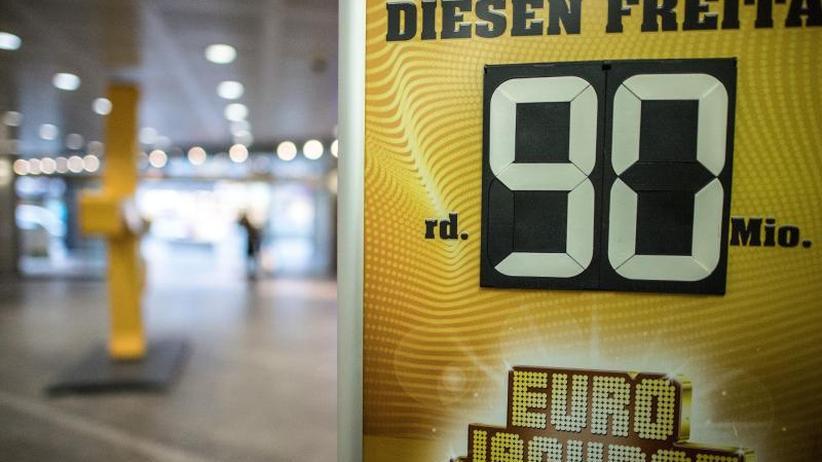 Gewinner auch in Deutschland: Eurojackpot mit 90 Millionen Euro geht nach Finnland