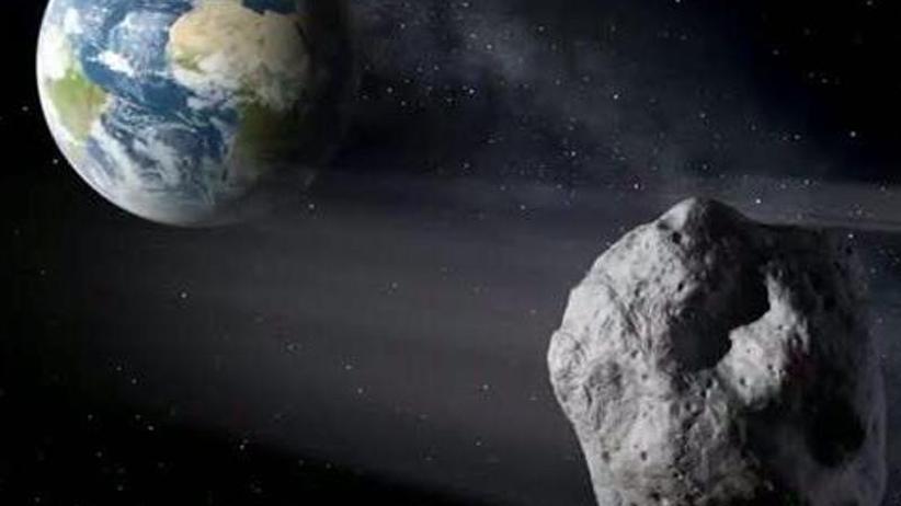 Nur 64.000 Kilometer entfernt: Asteroid rauscht nah an der Erde vorbei