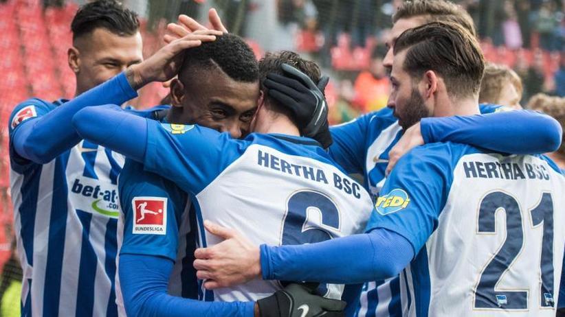 Bundesliga: Bayer verliert 0:2 gegen die Hertha