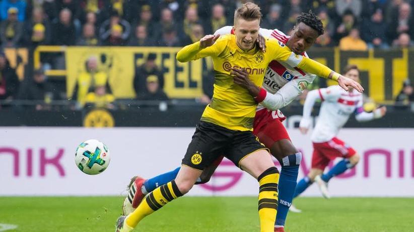 Spiele am Samstag: BVB siegt bei Reus-Comeback - Frankfurt schlägt Köln