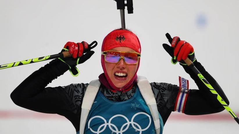 Athletinnen und Athleten bei Olympia: Der Darling des Tages