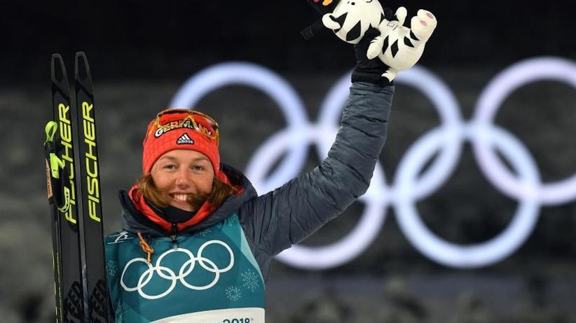 Olympische Winterspiele 2018: Dahlmeier und Wellinger sorgen für traumhaften Auftakt