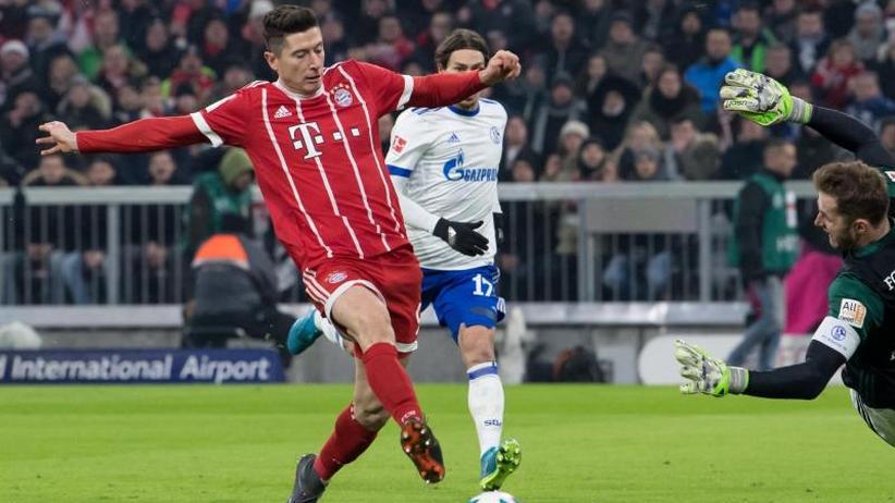 Treffer in elf Heimspielen: Lewandowski egalisiert Bundesliga-Rekord von Heynckes