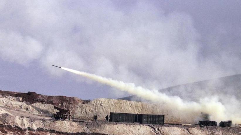 Eskalation im Nahen Osten: Der Syrien-Konflikt: Viele Kriege in einem geteilten Land
