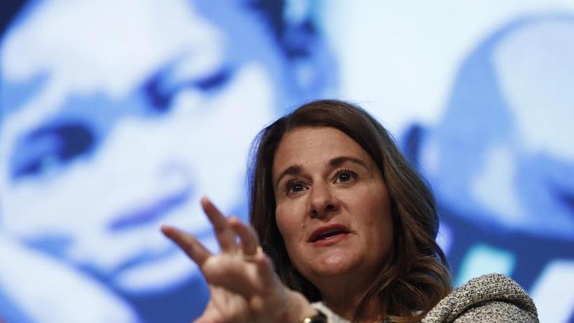 """""""Zeit der Abrechnung"""": Melinda Gates schaltet sich in #MeToo ein"""