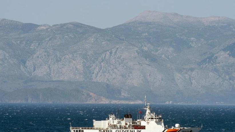 EUwarnt Ankara: Neuer Zwischenfall mit türkischem Boot im Mittelmeer