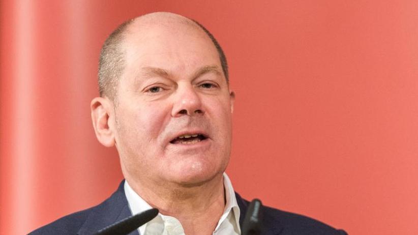 Nach Schulz-Rücktritt: Olaf Scholz wird kommissarischer SPD-Chef