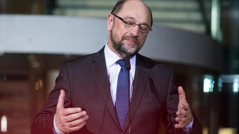 SPD-Beben: Schulz erklärt sofortigen Rückzug - Nahles nominiert