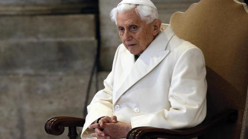 """""""Letzte Phase meines Lebens"""": Sorge im Vatikan:Benedikt und die schwindenden Kräfte"""
