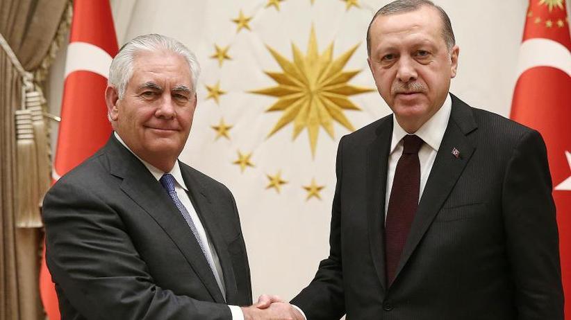 Konflikt Ankara/Washington: Türkei fordert Ende der US-Unterstützung für Kurdenmiliz YPG
