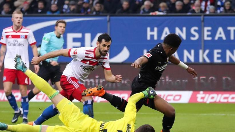 23. Bundesliga-Spieltag: HSV verliert erneut - Bayern mit Last-Minute-Sieg