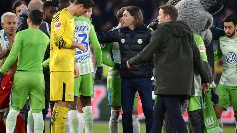 23. Spieltag: Spätes Bayern-Tor reicht zum 2:1-Sieg in Wolfsburg