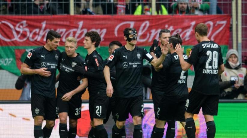 23. Spieltag: Augsburg-Fluch beendet: Gomez lässt VfB Stuttgart jubeln