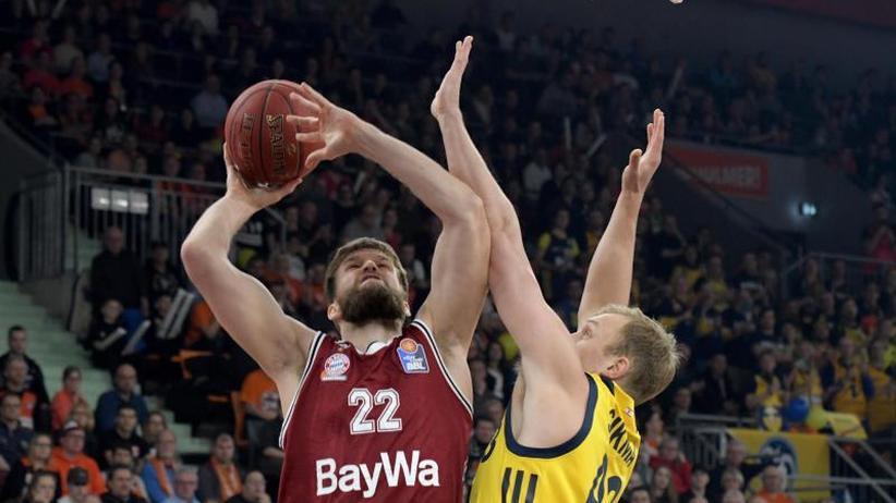 Top Four: Bayern-Basketballer feiern ersten Pokalsieg seit 50 Jahren