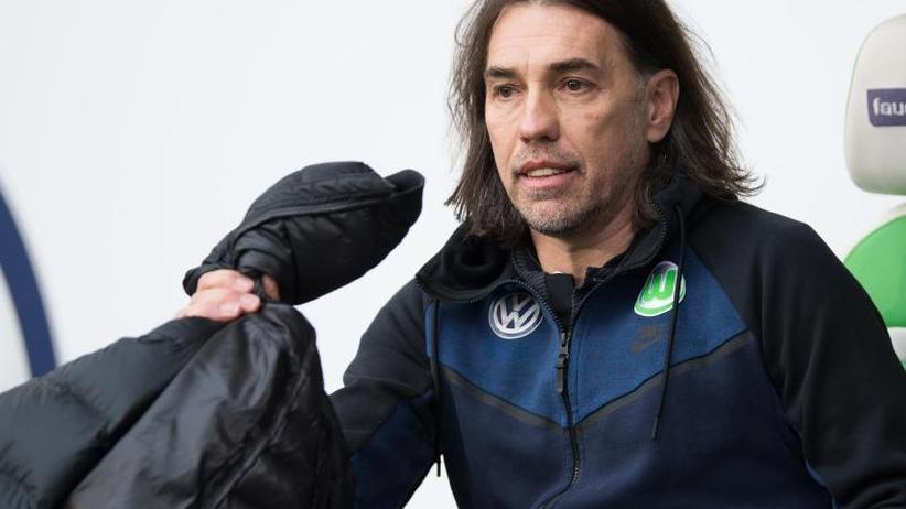 Bundesliga: Medien: Trainer Schmidt und VfL Wolfsburg trennen sich