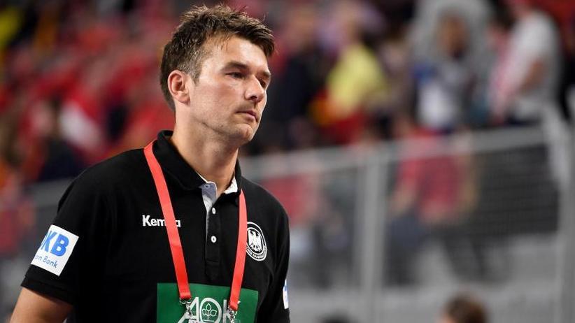 Keine Trennung: Prokop bleibt überraschend Handball-Bundestrainer