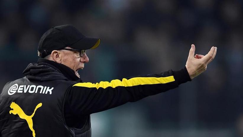 """Glücklicher 1:0-Sieg: Stöger ist Rekord egal - Götze:""""Rasen wie in meinemGarten"""""""