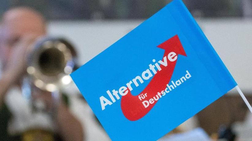 Union legt etwas zu: Umfrage: AfD überholt erstmals SPD