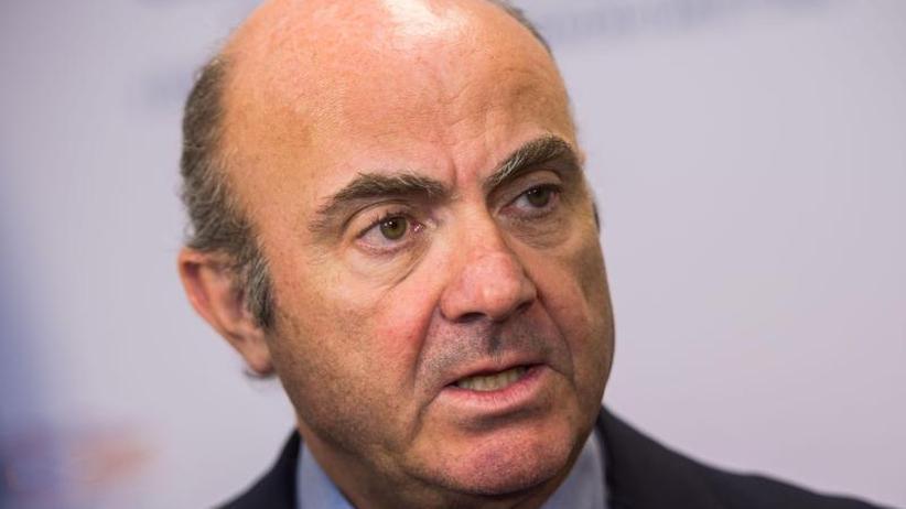 Irland zieht Kandidaten zurück: Weg für Spanier Guindos zur EZB frei