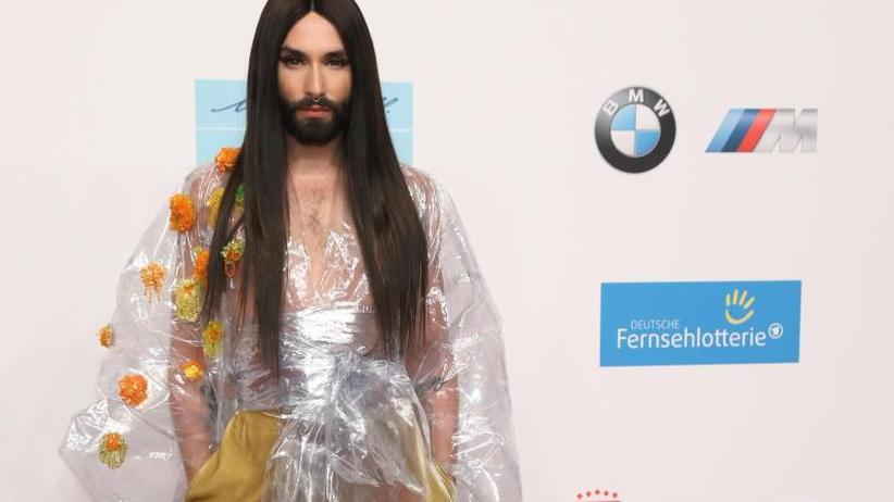 Travestiekünstler: Conchita Wurst erwägt Karriere als Mann