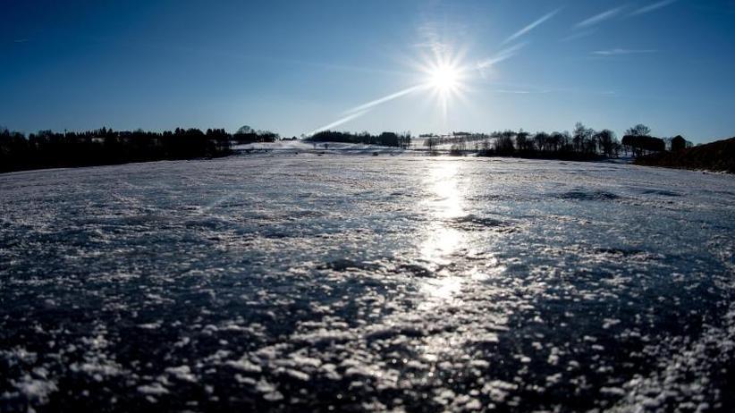 Kältewelle imAnmarsch: Der Winter läuft zur Hochform auf