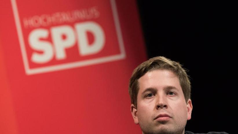 Kurs-Debatte in der SPD: Sigmar Gabriel geht auf Juso-Chef Kühnert zu