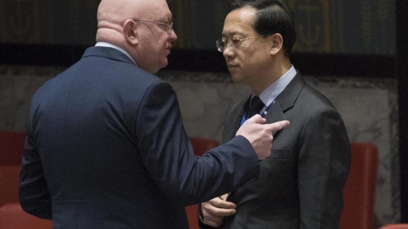 UN-Sicherheitsrat: UN-Abstimmung über Waffenruhe in Syrien verschoben